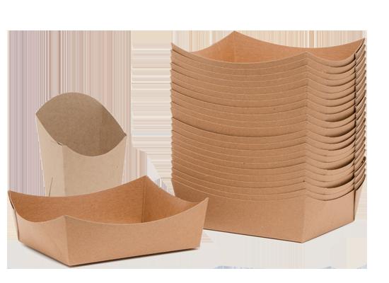 TrayToGo Take Out Trays | Seaside Paper